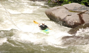 Cheoah River Kayaking Schedule 2014